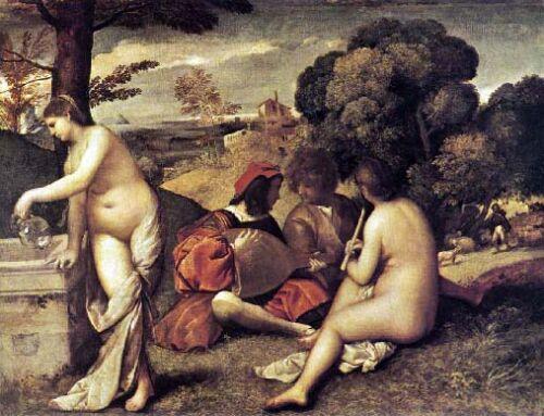 Il genio creativo di Tiziano