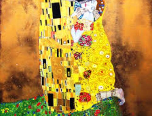 Raffinatezza e sensualità attraverso Il bacio di Klimt