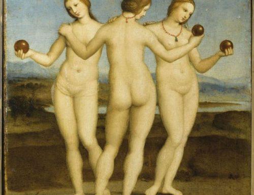 Raffaello Sanzio e la rappresentazione del mito greco: Le Tre Grazie