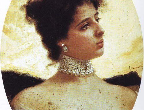 Franca Florio, la stella siciliana della Belle Époque