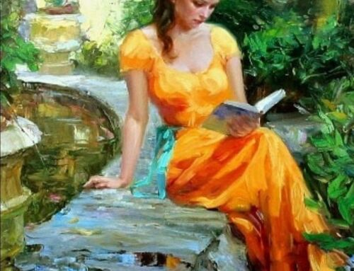 La donna che legge nell'arte, tra sogno, bellezza e cultura